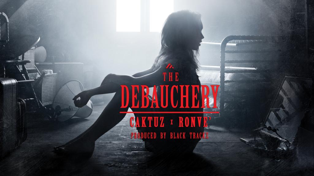 Black Trackz Bakes Up Dope w/ Caktuz & Ronve' For 'The Debauchery'