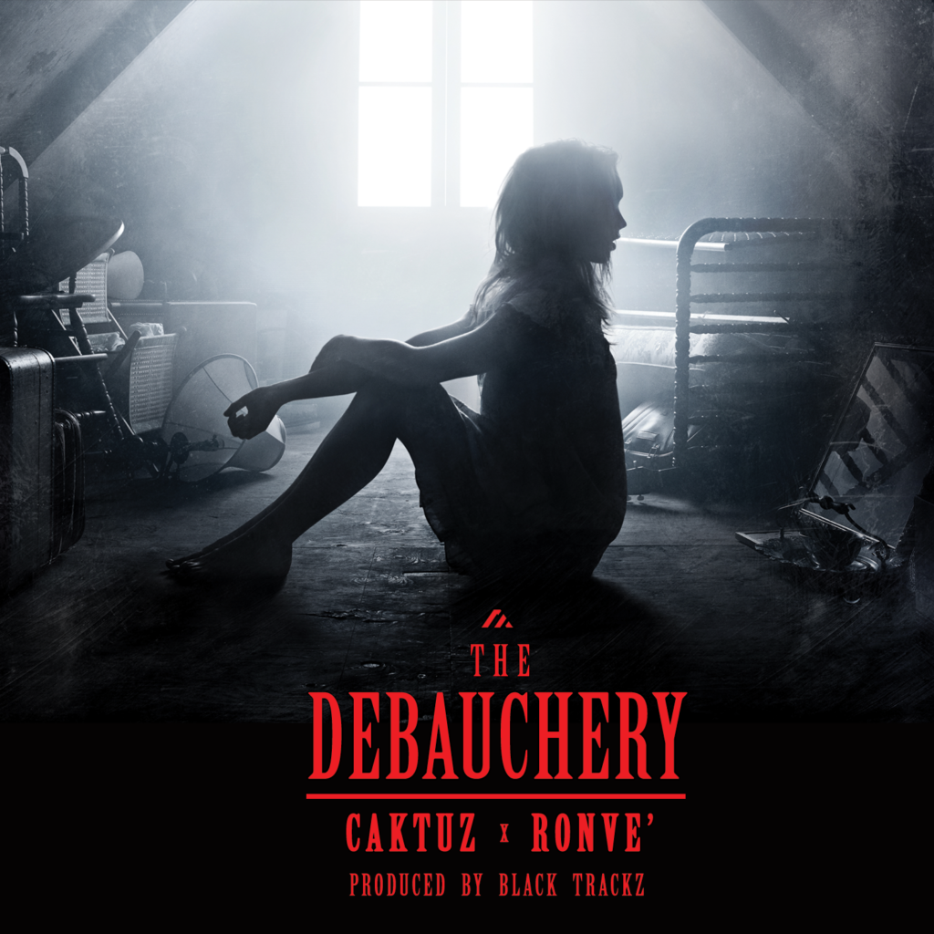 Black Trackz Bakes Up Dope w/ Caktuz & Ronve' For 'The Debauchery'